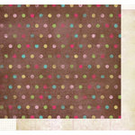 Fancy Pants Designs - Simplicity Collection - 12x12 Double Sided Paper - Sequence