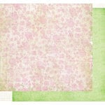 Fancy Pants Designs - Simplicity Collection - 12x12 Double Sided Paper - Form, CLEARANCE