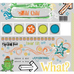 Fancy Pants Designs - About A Boy Collection - Rub Ons - About A Boy