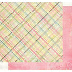 Fancy Pants Designs - Crush Collection - Valentine's Day - 12x12 Double Sided Paper - First Date