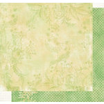 Fancy Pants Designs - Sweet Pea Collection - 12x12 Double Sided Paper - Claire