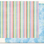 Fancy Pants Designs - Sweet Pea Collection - 12x12 Double Sided Paper - Noah, CLEARANCE