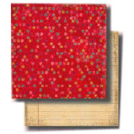 Fancy Pants Designs - 12x12 Double Sided Paper - Kewl Collection - Splendid, CLEARANCE