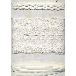 Fancy Pants Designs - Fancy Lace Wraps - Icing