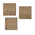 Fancy Pants Designs - Biggest Board Chipboard - 12x12 - Creative Books, CLEARANCE