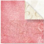 Fancy Pants Designs - Mulberry Road Collection - Doublesided Paper - Love Letters, CLEARANCE