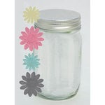 Fancy Pants Designs - Mulberry Road Collection - Flower Jars - Prima, CLEARANCE