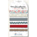 Fancy Pants Designs - Mulberry Road Collection – Ribbon, CLEARANCE