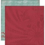 Fancy Pants Designs - Double Sided Cardstock Paper - Vintage Summer Collection - Elegance, CLEARANCE