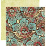 Fancy Pants Designs - Double Sided Cardstock Paper - Wildheart Collection - Blossom