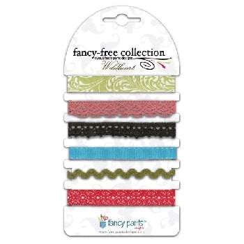 Fancy Pants Designs - Ribbon - Wildheart Collection