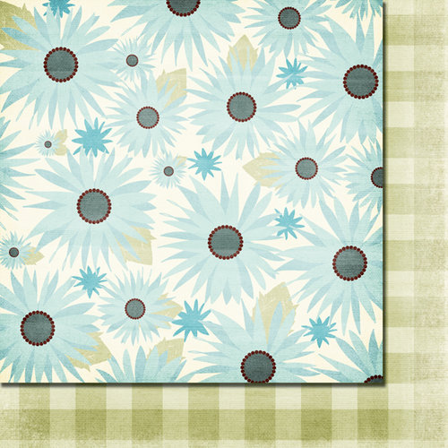 Fancy Pants Designs - Happy Together Collection - 12 x 12 Double Sided Paper - You and Me