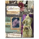 North Light Books F+ W Publications - Lifelines - Idea Book by Carol Wingert and Tena Sprenger, CLEARANCE