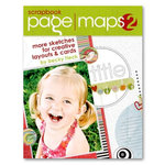 F+W Publications Inc. - Memory Makers Books - Page Maps 2 by Becky Fleck