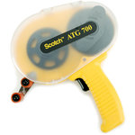 Scotch ATG 700 - Adhesive Applicator Gun - Uses One Half Inch OR Three Fourth Inch Adhesive (Purchase Separately)