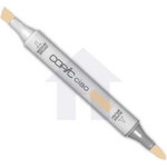 Copic - Ciao Marker - E43 - Dull Ivory