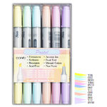 Copic - Ciao Marker Set - Pastel - 12 Piece Set