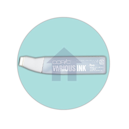 Copic - Various Ink - Ink Refill Bottle - BG45 - Nile Blue