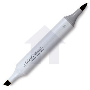Copic - Sketch Marker - 110 - Special Black