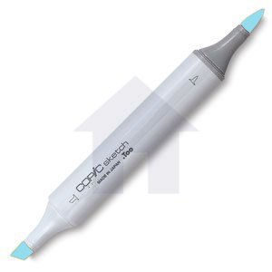 Copic - Sketch Marker - B04 - Tahitian Blue
