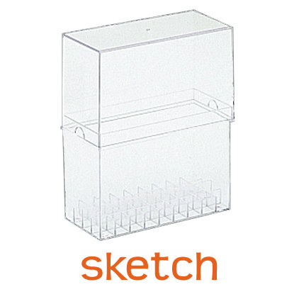 Copic - Sketch Marker - Empty Case - Holds 36 Markers