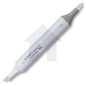 Copic - Sketch Marker - N3 - Neutral Gray