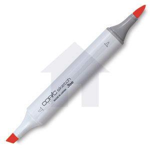 Copic - Sketch Marker - R27 - Cadmium Red