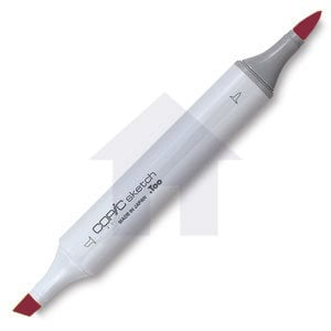 Copic - Sketch Marker - R89 - Dark Red