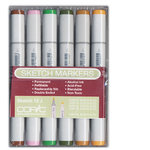 Copic - Sketch Marker Set - Landscape - 12 Piece Set