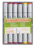 Copic - Sketch Marker Set - Gotta Have - 12 Piece Set