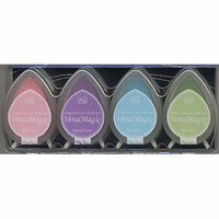 Tsukineko - Dew Drop VersaMagic Chalk Ink - Pretty Pastel Colors Set