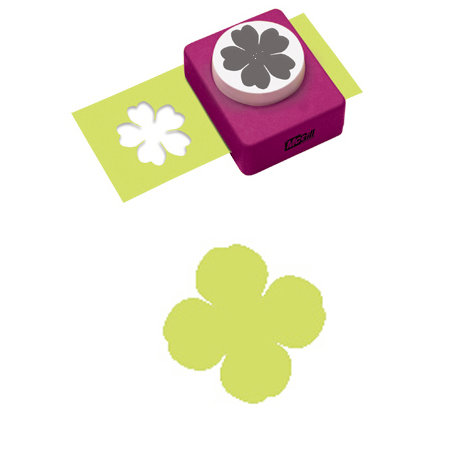 McGill - Perfect Petals - Paper Punch - Dogwood, CLEARANCE