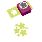 McGill - Perfect Petals - Paper Punch - Petite Petals