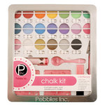 Pebbles - Chalk Kit - Basic and Pearlescent Chalks
