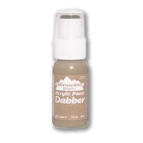 Ranger Ink - Adirondack Acrylic Paint Dabber - Brights - Hazelnut