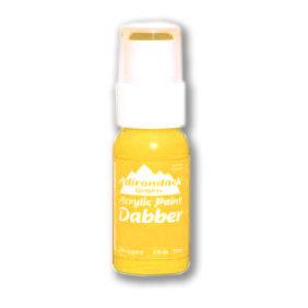 Ranger Ink - Adirondack Acrylic Paint Dabber - Brights - Sunshine Yellow