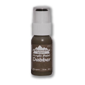 Ranger Ink - Adirondack Acrylic Paint Dabber - Earthtones - Espresso