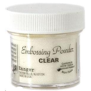 Ranger Ink - Embossing Powder - Super Fine Detail - Clear