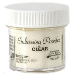 Ranger Ink - Embossing Powder - Super Fine Detail - Clear
