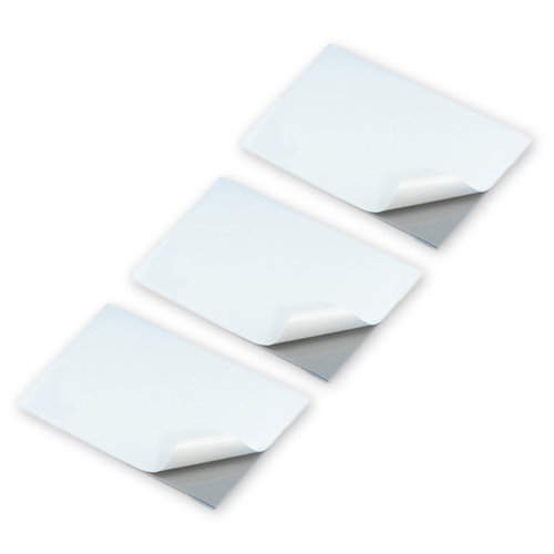 EZ Mount Stamp N Store - Static Cling Mounting Foam for Stamps - 1/8 Inch Thickness - 3 Pack Set