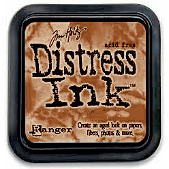Ranger Ink Distress Ink Brushed Corduroy