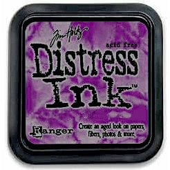 Ranger Ink - Tim Holtz Distress Ink Pads - Dusty Concord