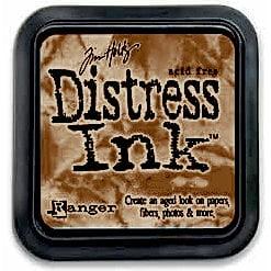 Ranger Ink - Tim Holtz Distress Ink Pads - Frayed Burlap