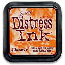 Distress Ink Spiced Marmalade