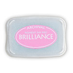 Tsukineko - Brilliance - Archival Pigment Ink Pad - Pearlescent Orchid