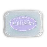 Tsukineko - Brilliance - Archival Pigment Ink Pad - Pearlescent Lavender