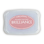 Tsukineko - Brilliance - Archival Pigment Ink Pad - Crimson Copper