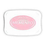 Tsukineko - Memento - Fade Resistant Dye Ink Pad - Angel Pink