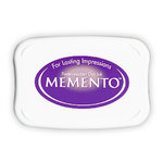 Tsukineko - Memento - Fade Resistant Dye Ink Pad - Grape Jelly