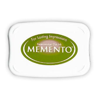 Tsukineko - Memento - Fade Resistant Dye Ink Pad - Bamboo Leaves